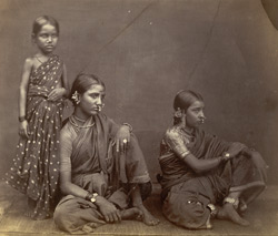 Jewellery worn by weavers of Madras